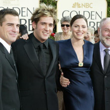 The 61st Annual Golden Globe Awards - Arrivals