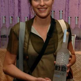 Belvedere Vodka At HBO Luxury Lounge - Day 2