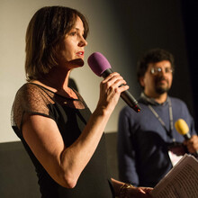 Lion Ark Screening & Jorja Fox from CSI